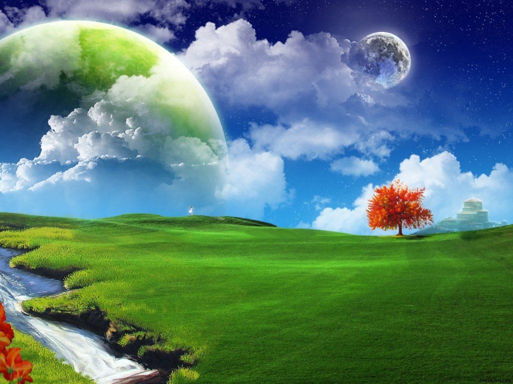Amazing Fantasy Wallpaper - cool desktop background wallpaper