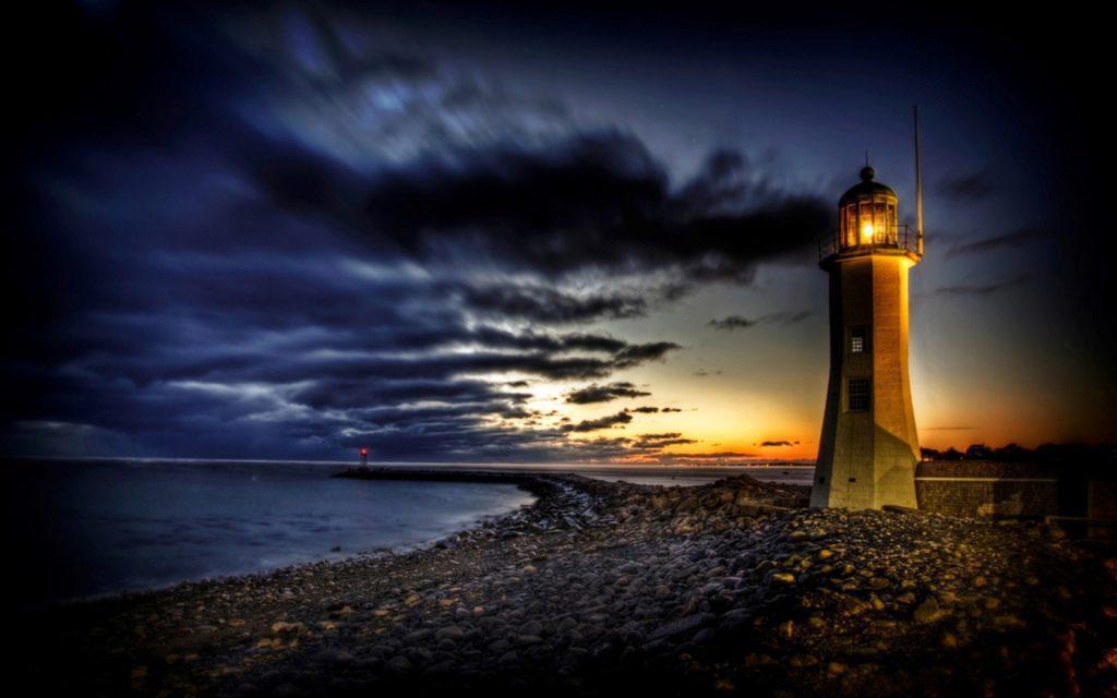 Gorgeous Lighthouse Wallpaper