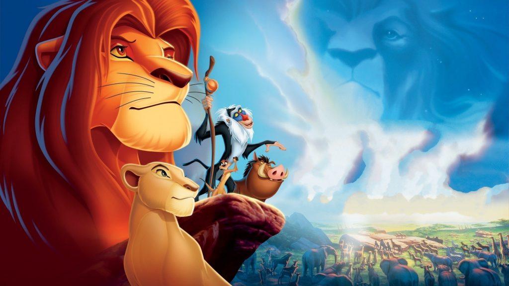 HD Lion King Tablet Wallpaper - Background