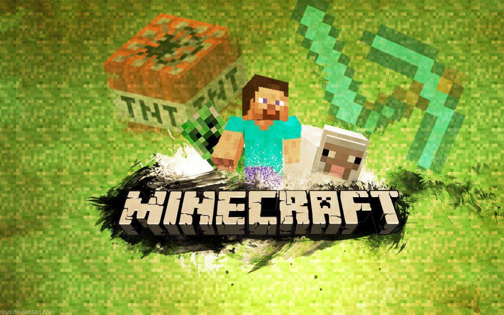 Minecraft Wallpaper - cool desktop background