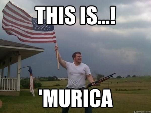 The 50 Best Murica' Memes