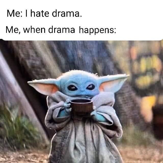 I Hate Drama