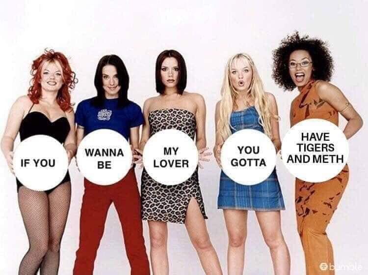 Wanna Be My Lover