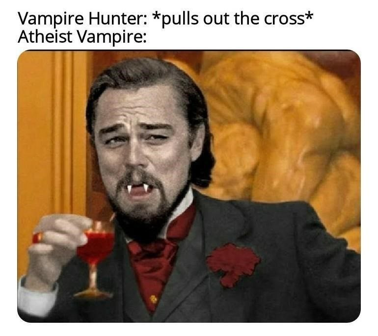 Vampire Hunter Dicaprio