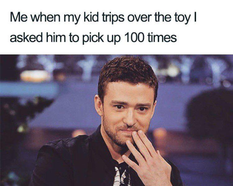 When My Kid Trips 2