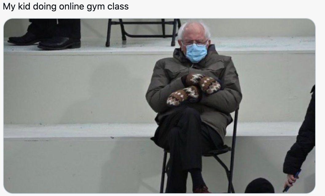 Online Gym Class 2