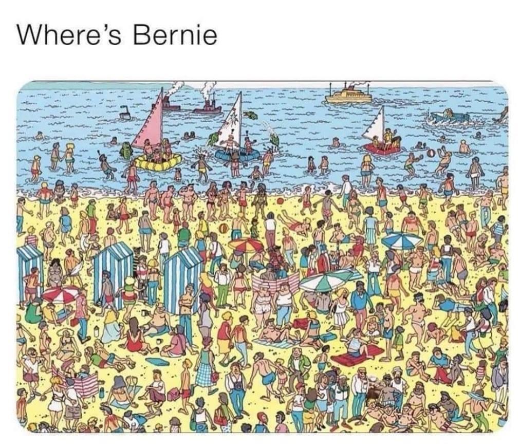 Wheres Bernie 2