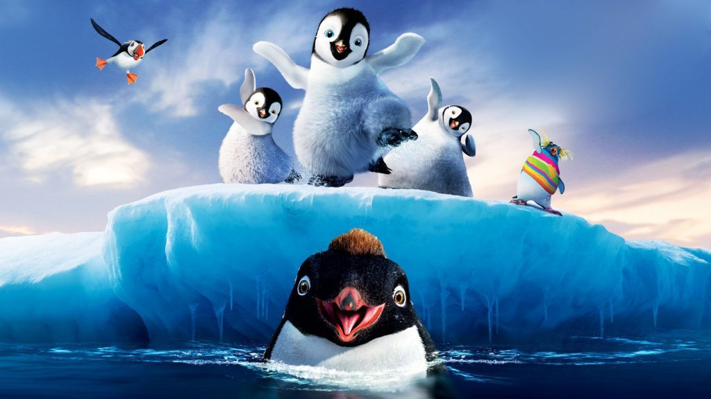 Penguins Wallpaper - Movie Wallpaper