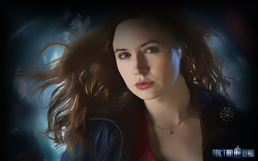 Amy Pond Wallpaper - Dr. Who Wallpaper
