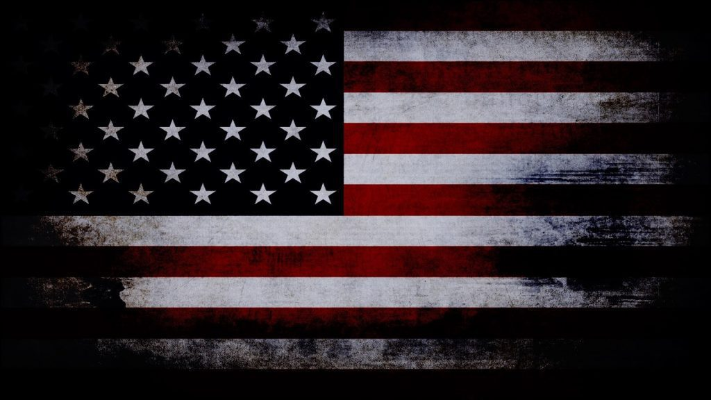 Awesome American Flag
