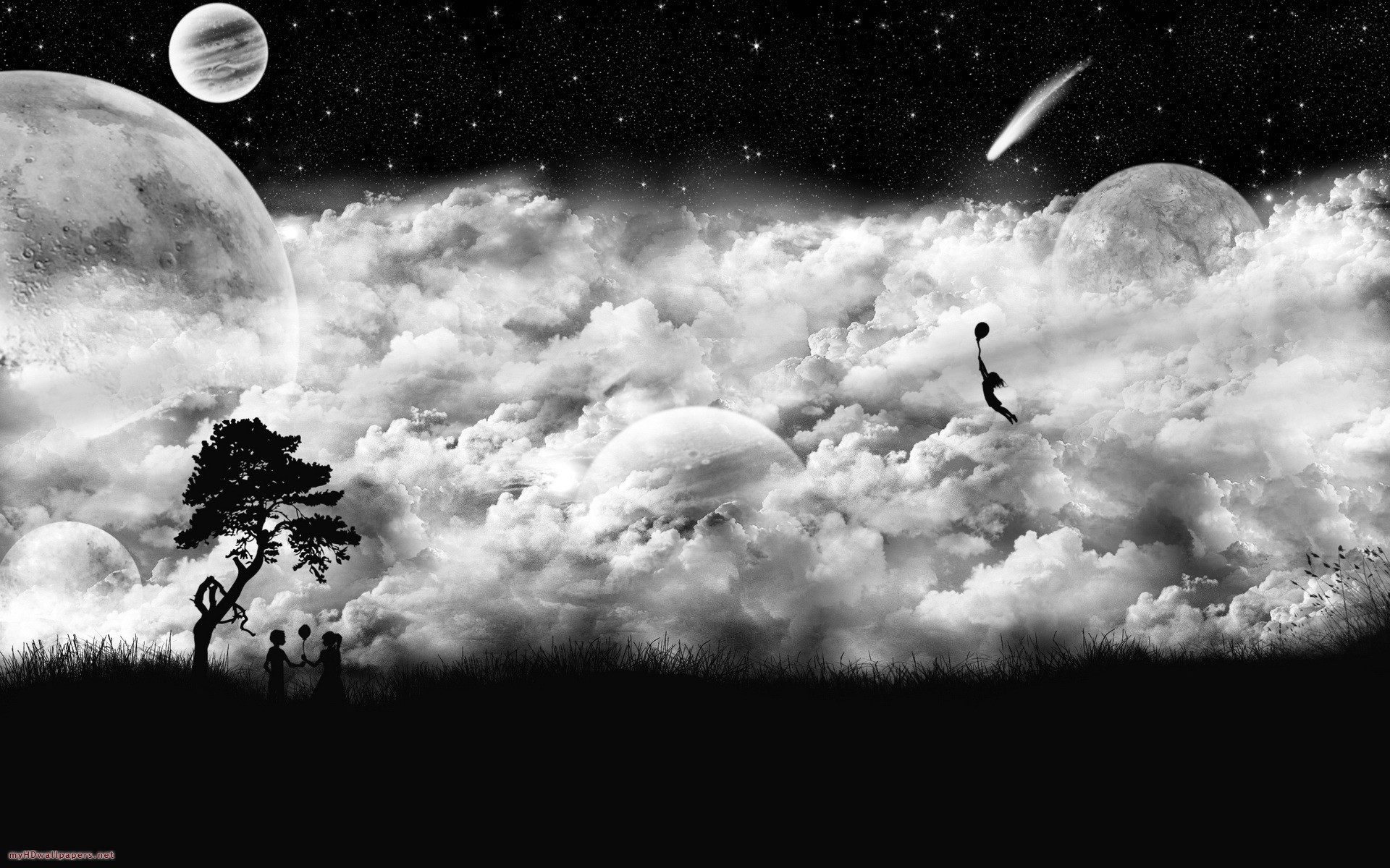 The 50 Best Black And White Desktop Wallpapers