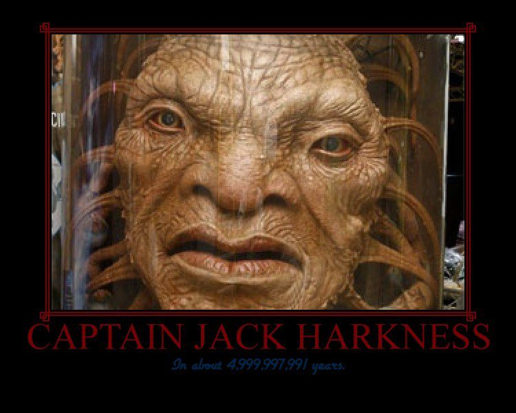 Captain Jack Harkness - Doctor Who Wallpaper