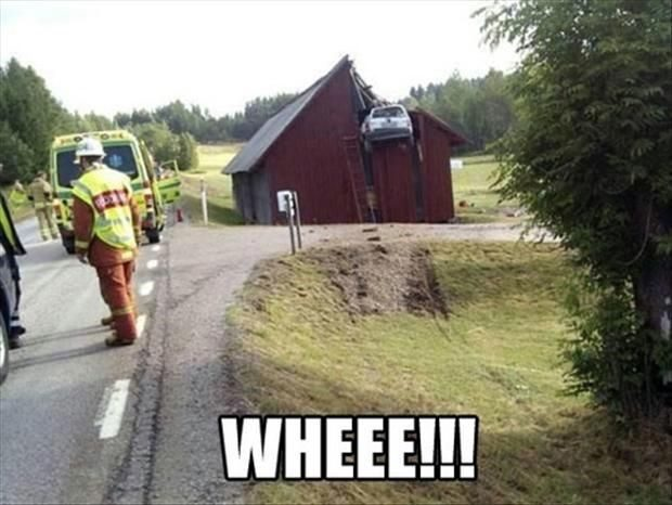 Wheee!! - really funny picture