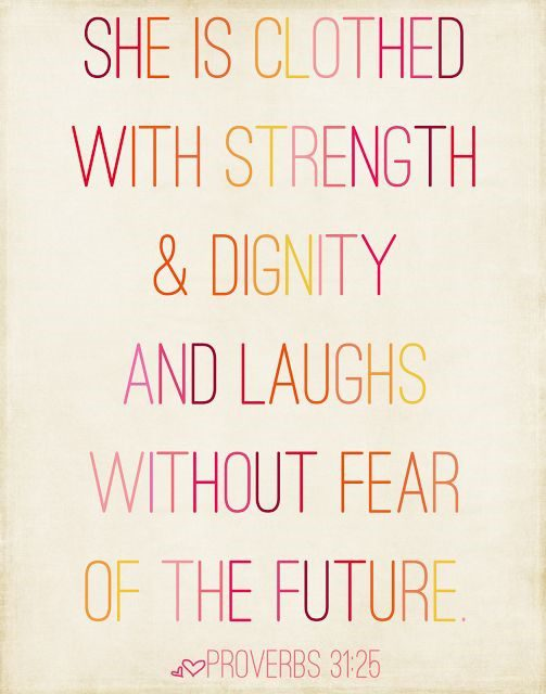 Without Fear Of The Future - uplifting quote