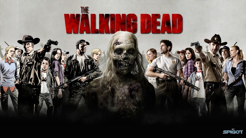 The 50 Best Walking Dead Wallpapers