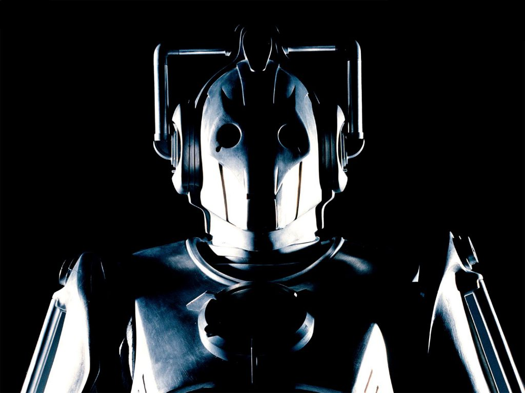 Cyberman Wallpaper - Dr. Who Wallpaper