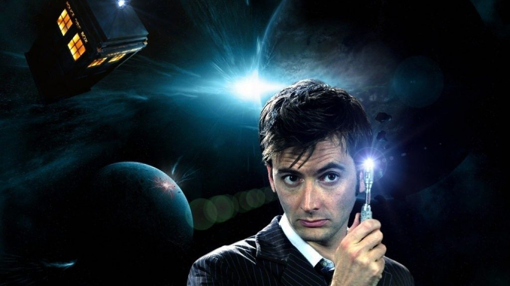 David Tenant Sonic Wallpaper - dr. who wallpaper doctor - in space