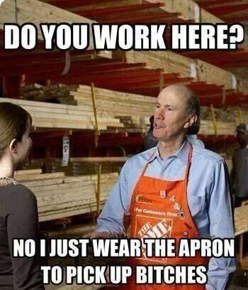 Do You Work Here? - Funny Meme