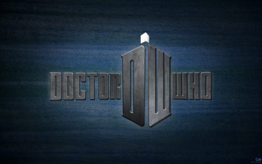 Awesome Doctor Who Wallpaper Logo