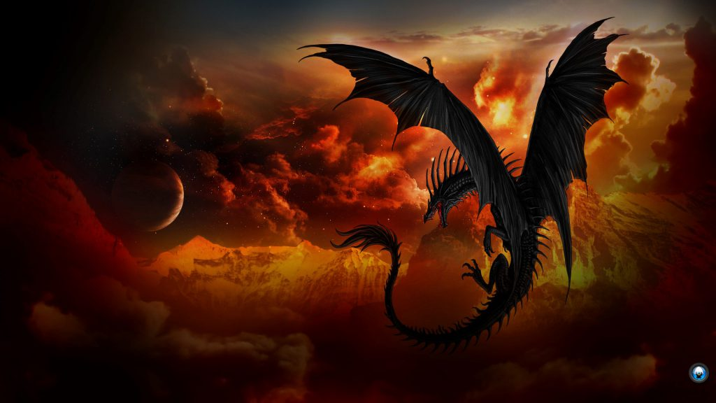 Dragon Wallpaper 1