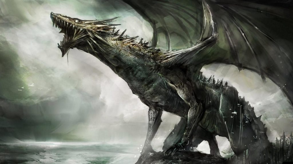 Dragon Wallpaper 4
