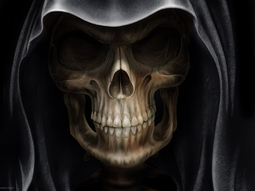 Cool Grim Reaper - hd tablet wallpaper background