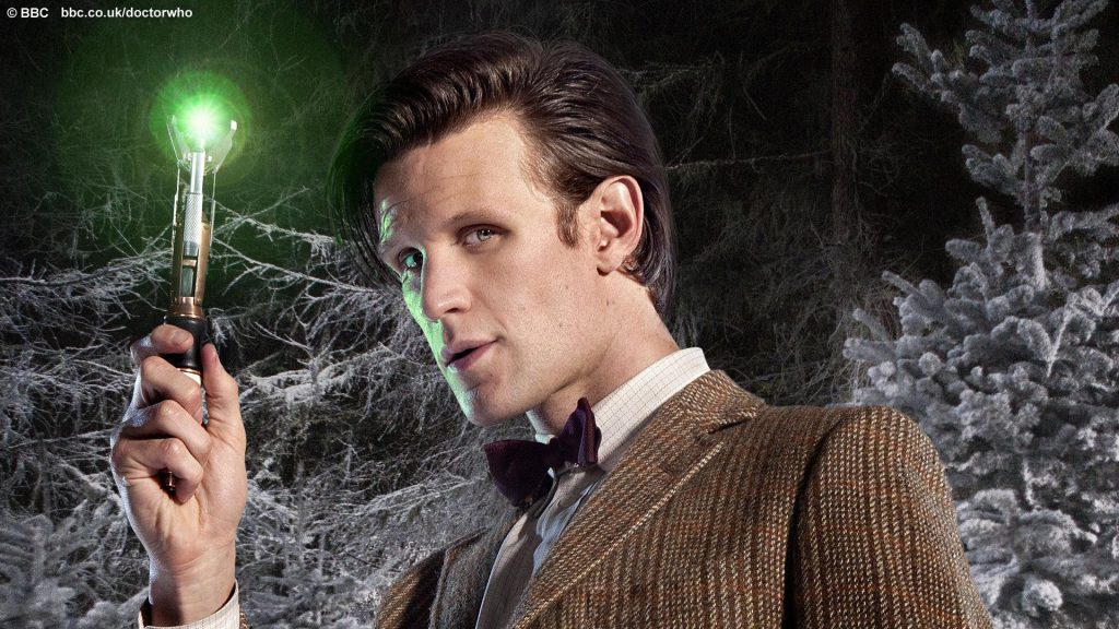 Matt Smith Doctor Who - Wallpaper Background
