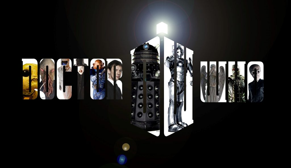 All The Doctor Who Characters Wallpaper Background