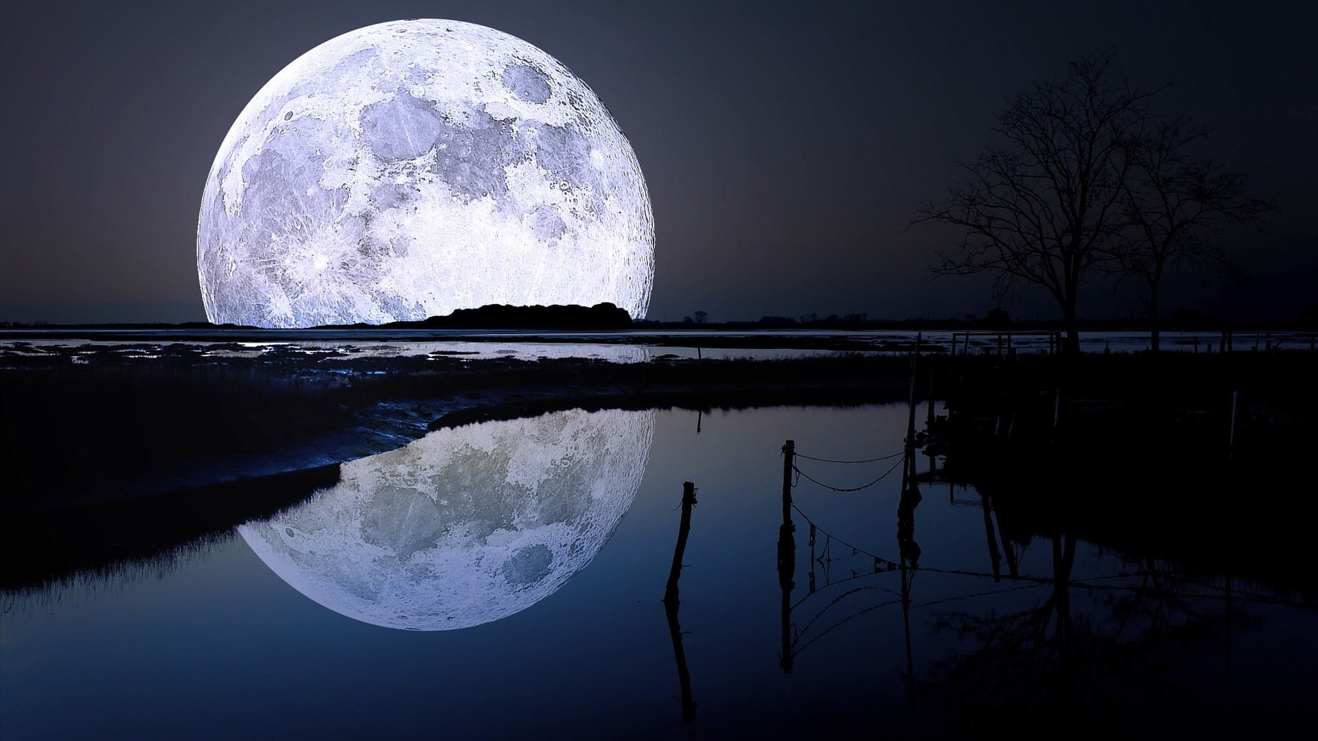 The 50 Best Moon Wallpapers