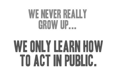 never grow up funny quote
