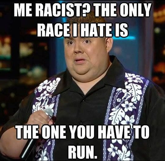 Not Racist - really funny picture meme