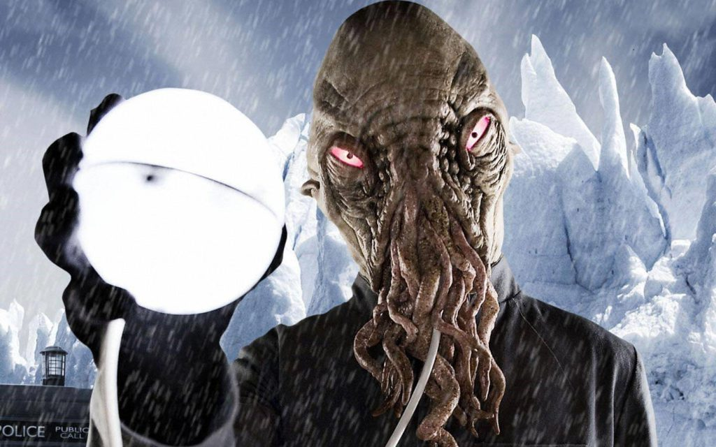 The Ood Attack - Doctor Who Wallpaper