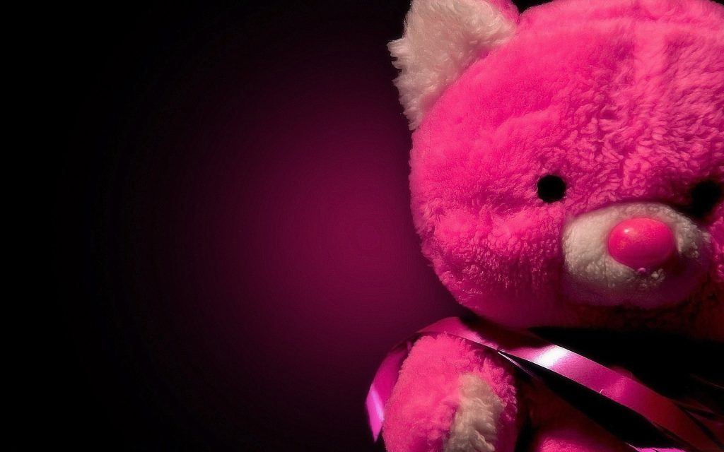 Cute Teddy Bear Wallpaper Background