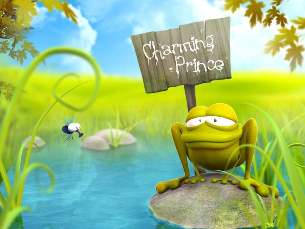 Charming Prince - Funny Wallpaper - Funny Background
