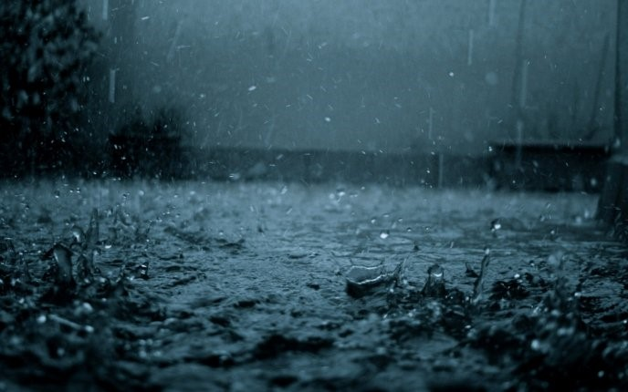 Dark Rainy Day Wallpaper - hd tablet background