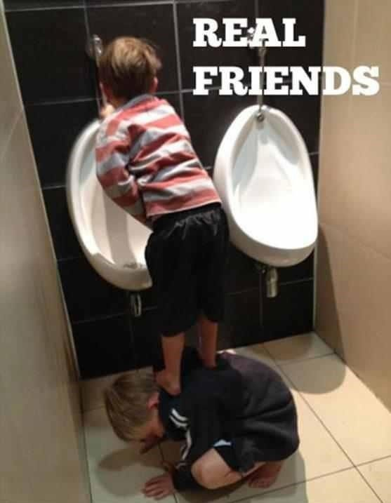 Real Friends - Really Funny Picture