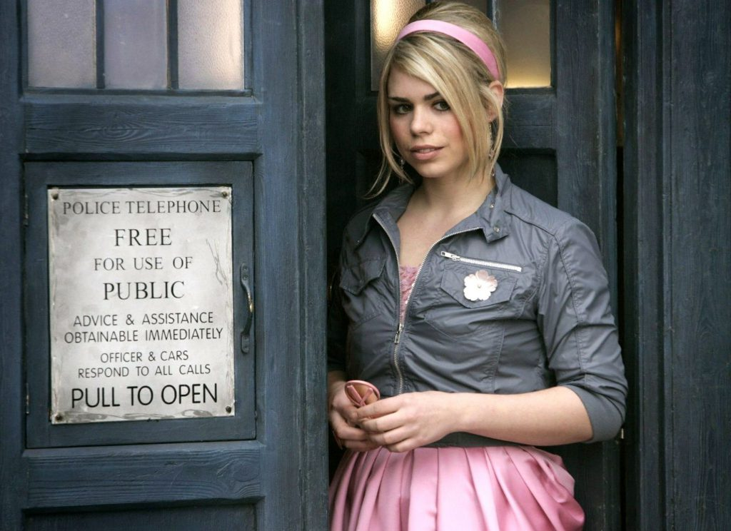 Rose Tyler - Doctor Who Wallpaper Background