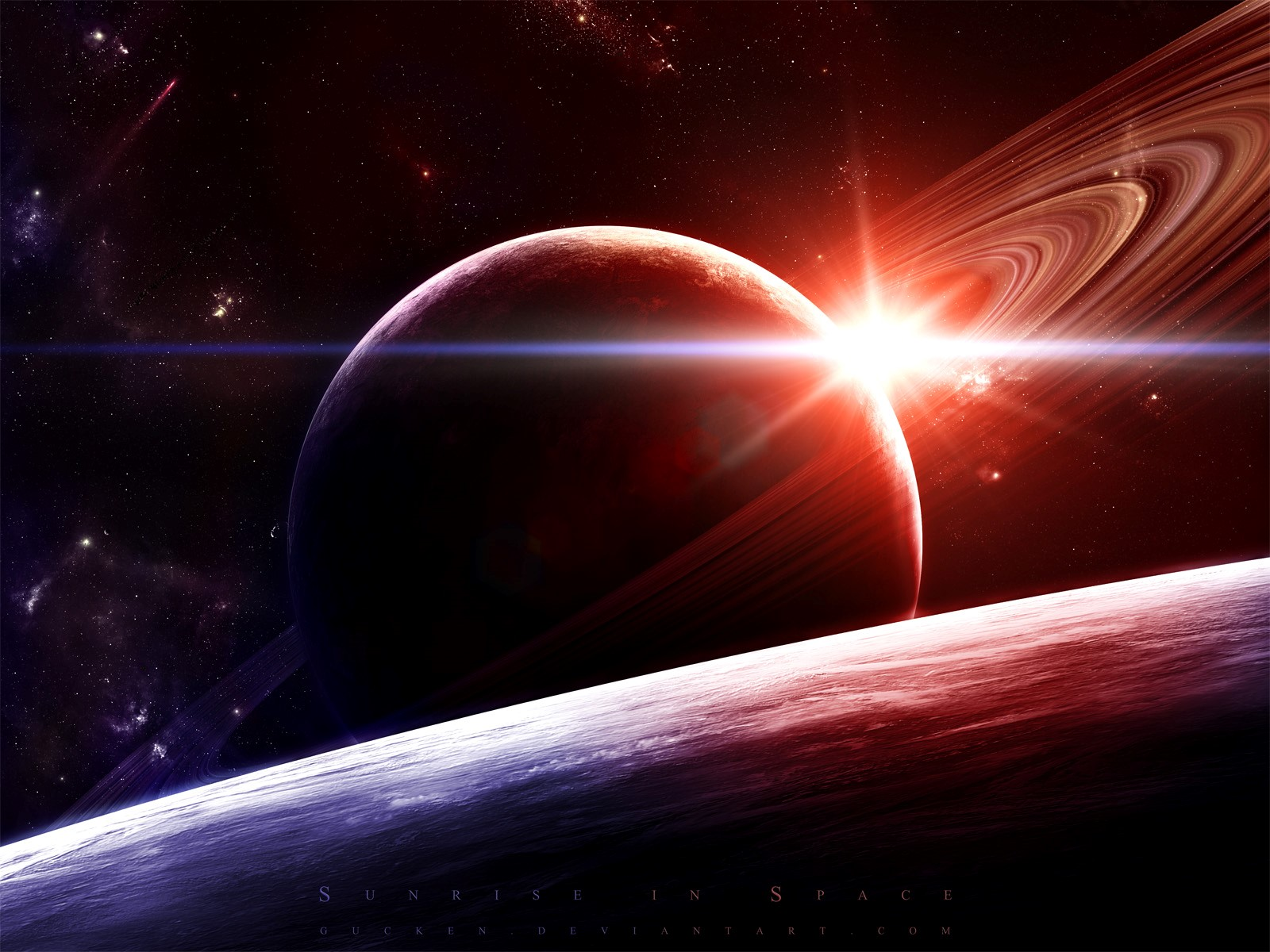 The 50 Best Space Wallpapers
