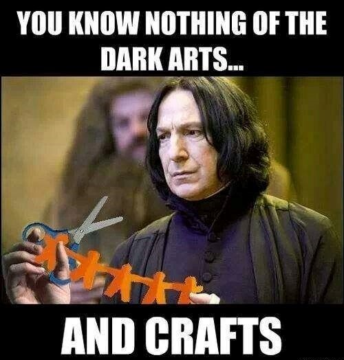 the dark arts