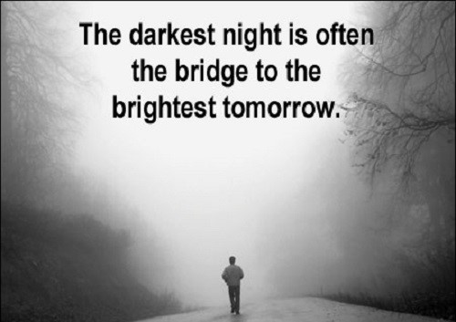 the darkest bridge