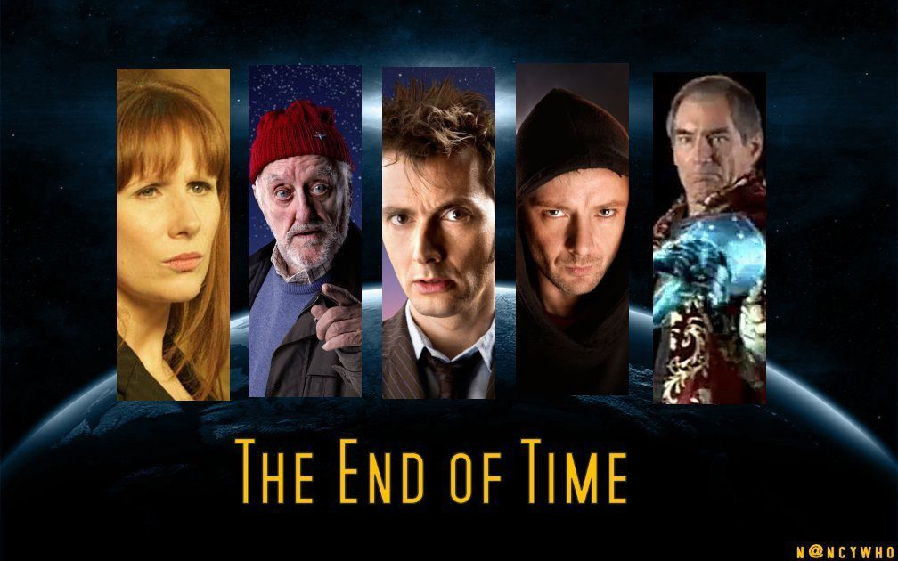 The End Of Time - Wallpaper Background