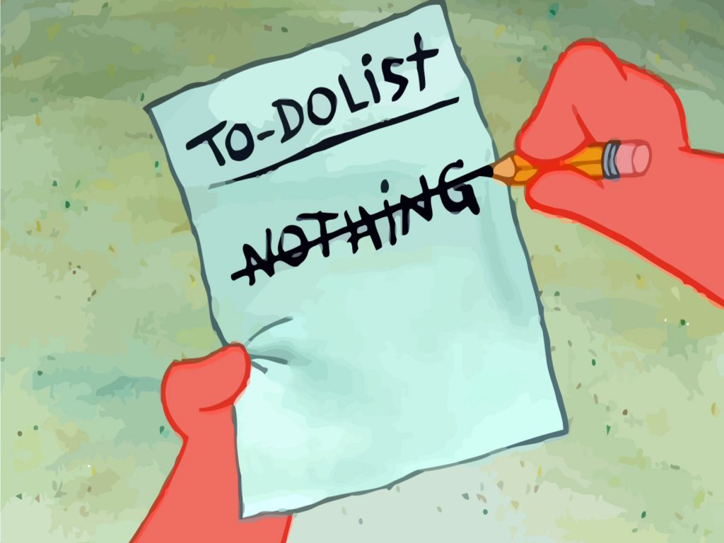Funny To-Do List - Funny Desktop Background Wallpaper