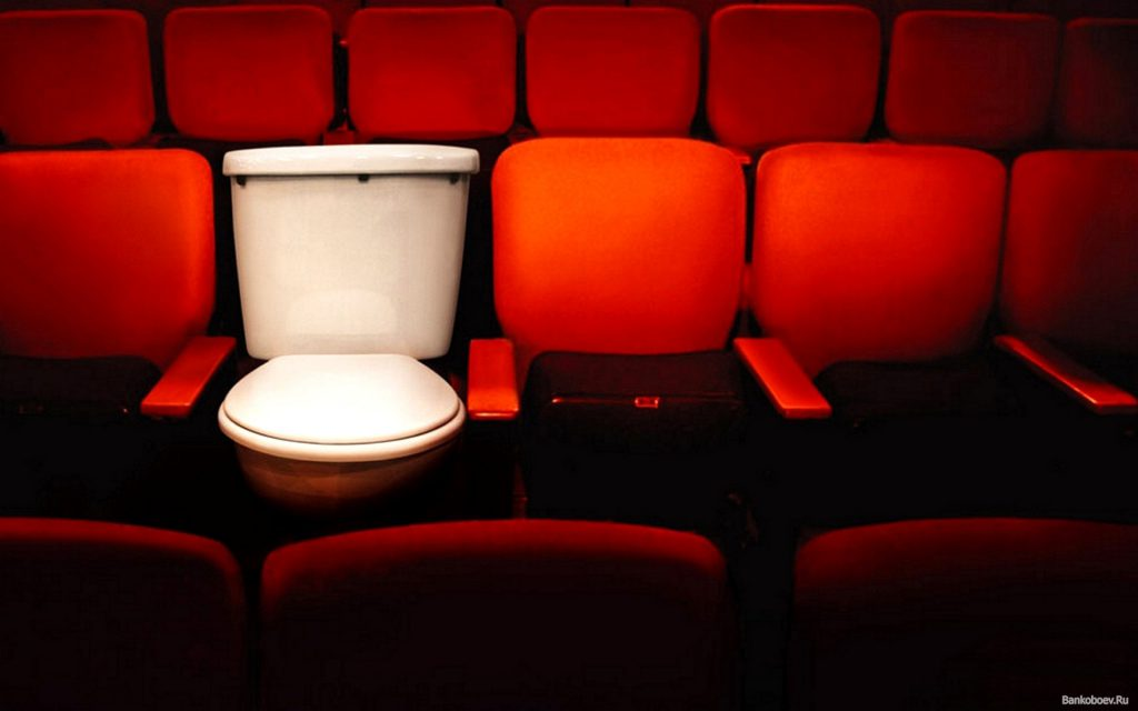Your Seat At The Movies - Funny Wallpaper - Funny Background