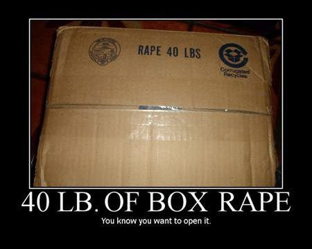 You Know You Want To Open It - Funny Photo