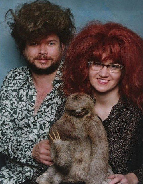 Funny Family Photo - Funny Image