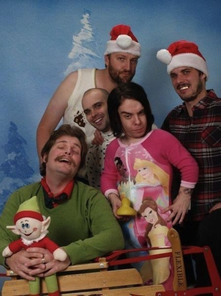 The 50 Best Funny Family Christmas Photos