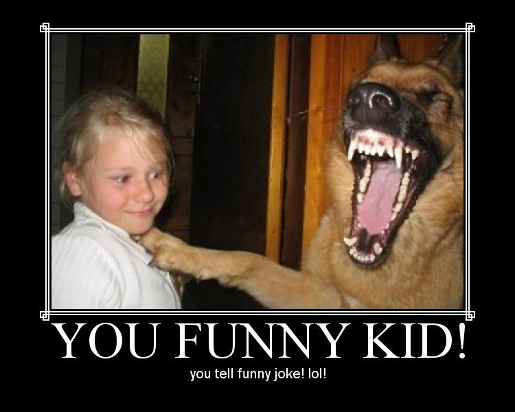 You Funny Kid - Funny Meme