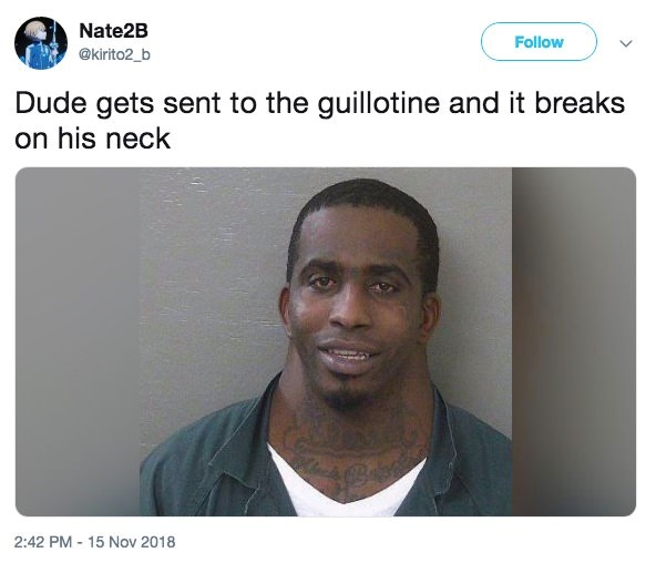 Neck Guy Meme