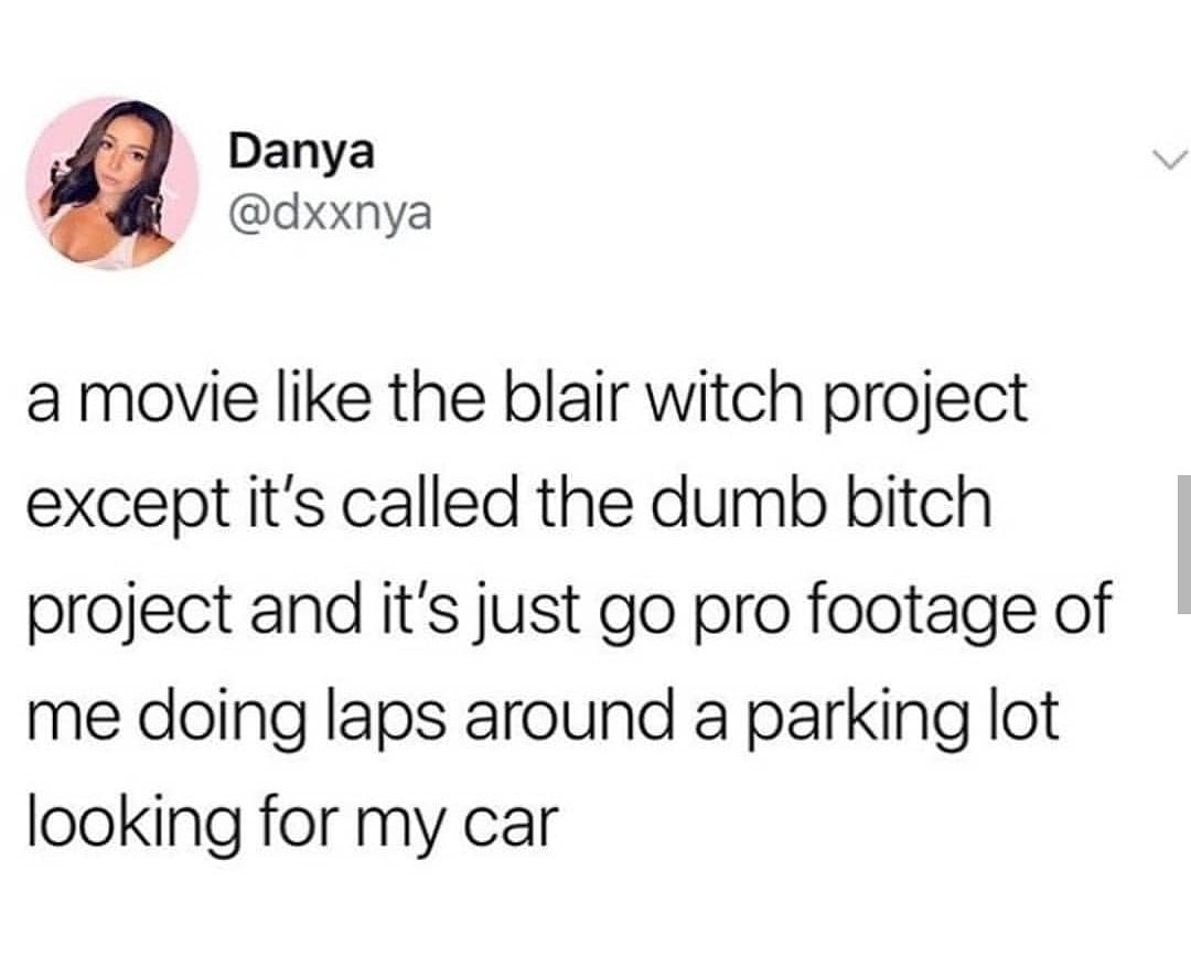Dumb Bitch Project