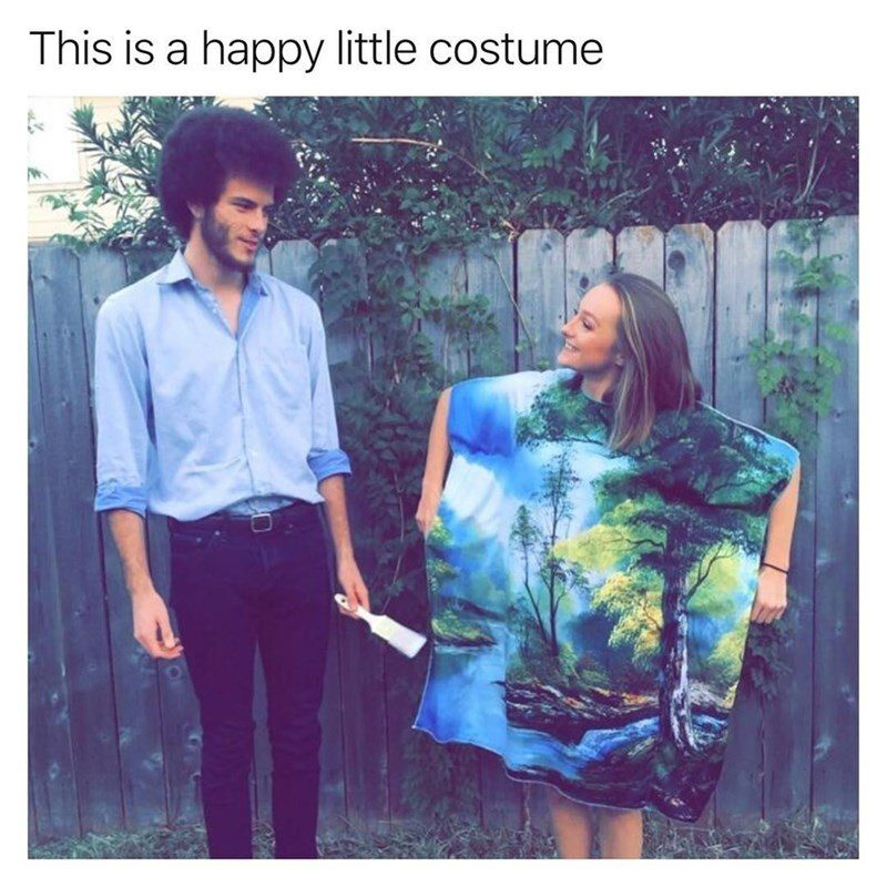Happy Little Costume